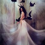 From http://www.inspirefirst.com/2013/11/27/maleficent-stilisten-elizaveta-porodina/